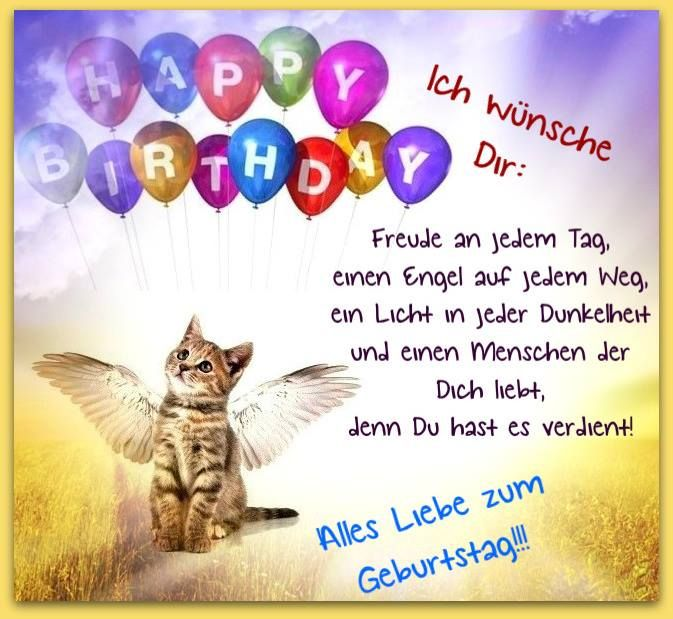Happy Birthday liebe Angel!! Geburi12