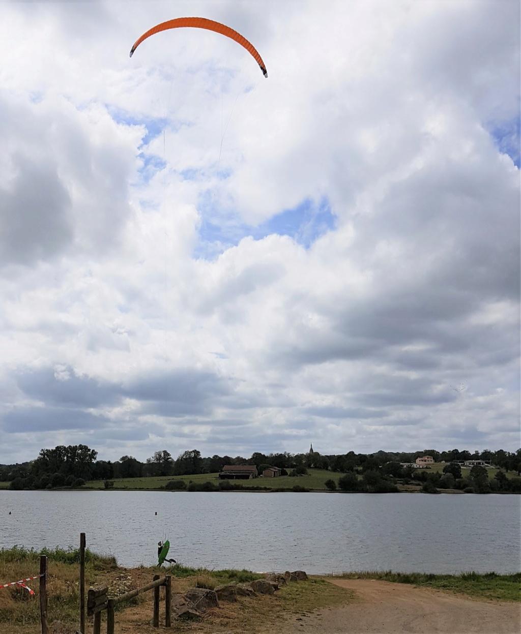 depucelage nav' hydrofoil en lac.... ;p 20180712