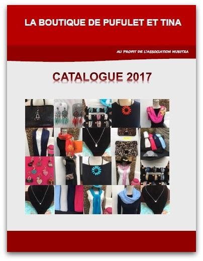 LA BOUTIQUE DE PUFULET ET TINA - La collection 2017 Catalo11