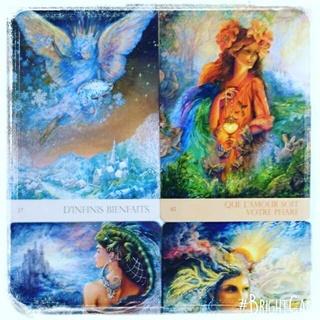 Murmures de la nature : Cartes oracle 16649310