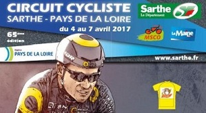 CIRCUIT DE LA SARTHE  -- F -- 04 au 07.04.2017 Sarthe17