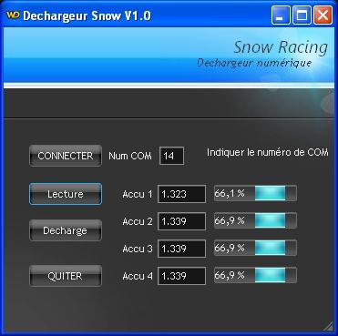 Une nouvelle electronique pour stand de décharge PN Dechar10