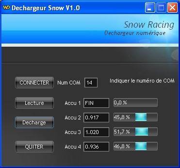Une nouvelle electronique pour stand de décharge PN Dechar11