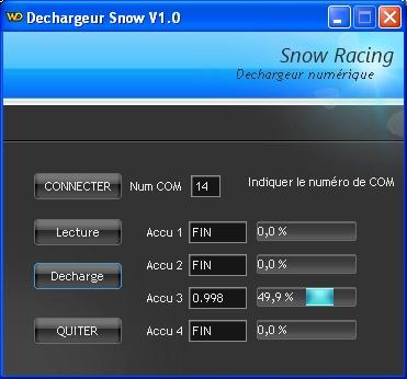 Une nouvelle electronique pour stand de décharge PN Dechar12