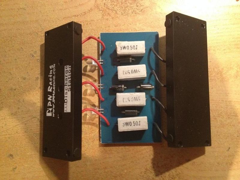 Une nouvelle electronique pour stand de décharge PN Img_2312
