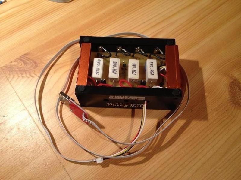 Une nouvelle electronique pour stand de décharge PN Img_2315