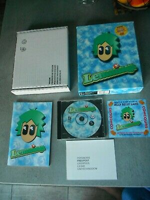 [RECH] 3D Lemmings PS1 ou PC BIG BOX Lemmin10