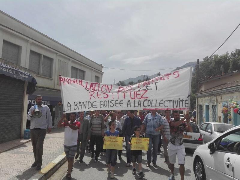 Marche à Aokas contre la destruction de la bande boisée le lundi 22 mai 2017 - Page 2 119