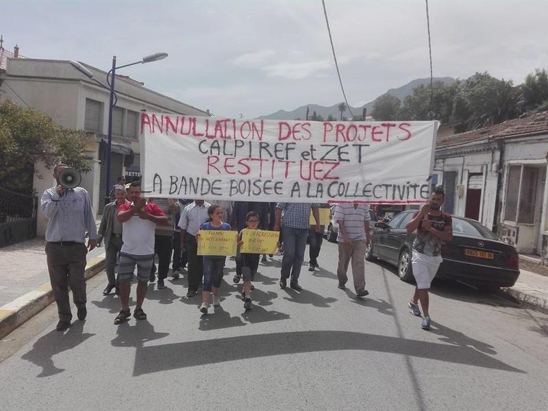 Marche à Aokas contre la destruction de la bande boisée le lundi 22 mai 2017 - Page 2 222