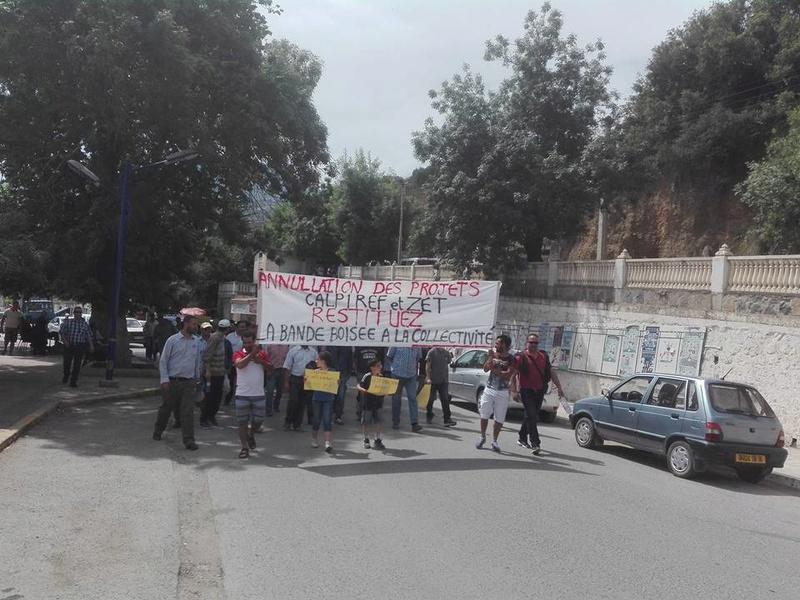 Marche à Aokas contre la destruction de la bande boisée le lundi 22 mai 2017 - Page 2 411