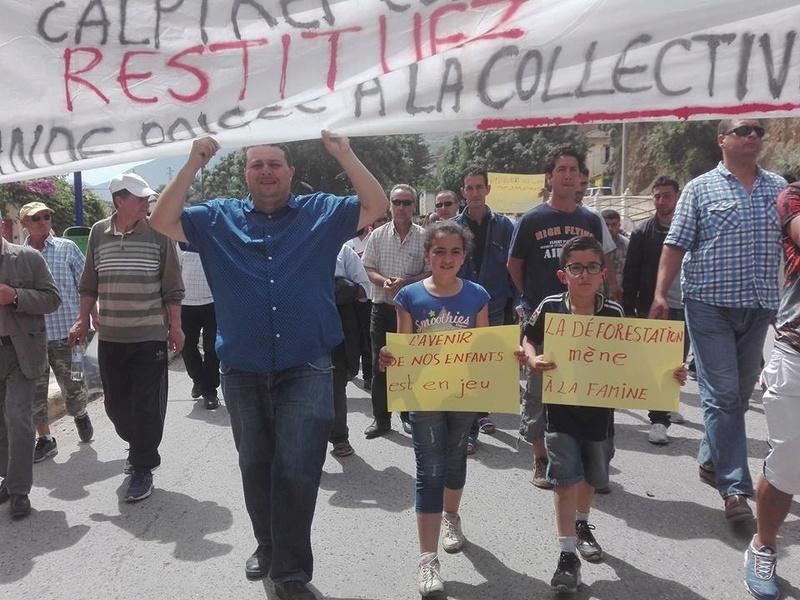 Marche à Aokas contre la destruction de la bande boisée le lundi 22 mai 2017 - Page 2 415