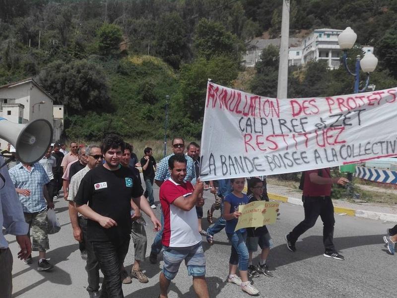 Marche à Aokas contre la destruction de la bande boisée le lundi 22 mai 2017 - Page 2 417