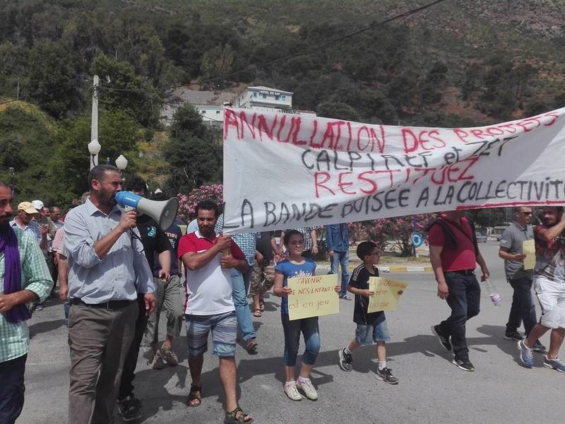 Marche à Aokas contre la destruction de la bande boisée le lundi 22 mai 2017 - Page 2 418