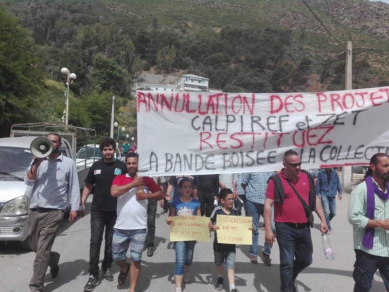 Marche à Aokas contre la destruction de la bande boisée le lundi 22 mai 2017 - Page 2 419