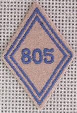 805° Compagnie d'Ouvriers du Service du Matériel 20170246
