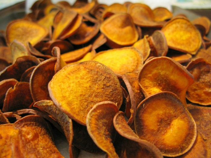 Chips Batata Doce Iguari32