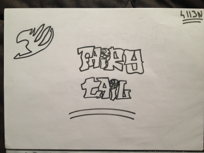 mes dessins enfin plutot mes tags Img_0410