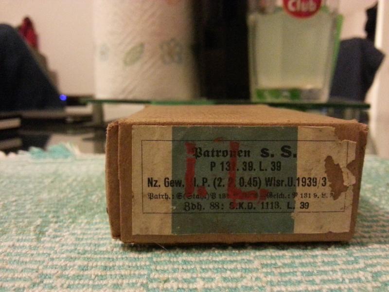 vente de cartouche collection pour mauser 20131210