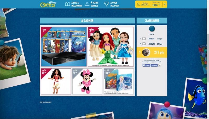 [Aide] Réponses du jeu culture D de Disney EXtras Cultur10