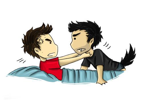 teen - Teen Wolf - Embrasse moi - Derek/Stiles - PG13 - Page 3 Tumblr13