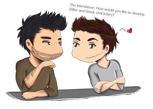 teen - Teen Wolf - Embrasse moi - Derek/Stiles - PG13 - Page 4 Tumblr27