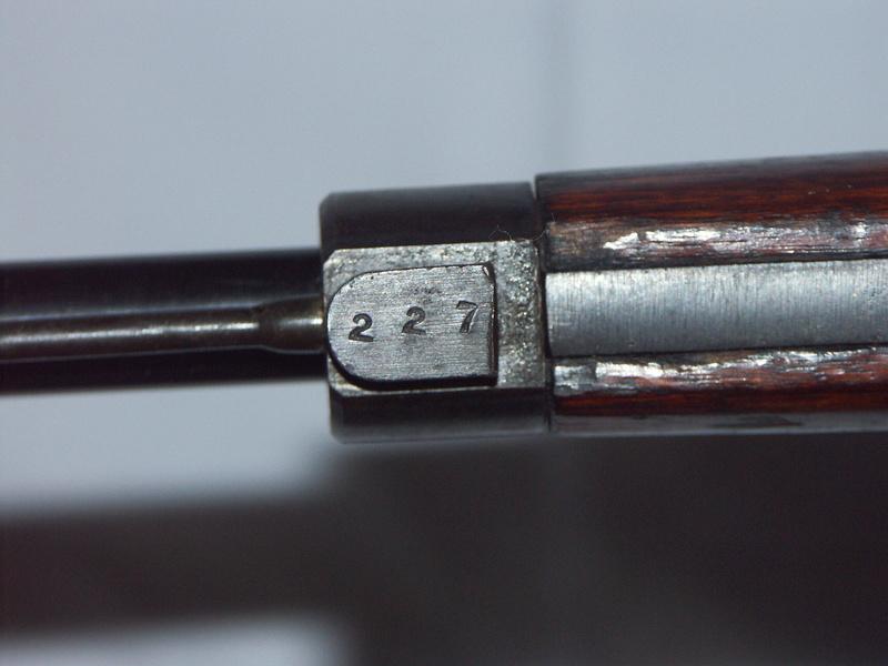 Arisaka Mod. 38  Pict0019
