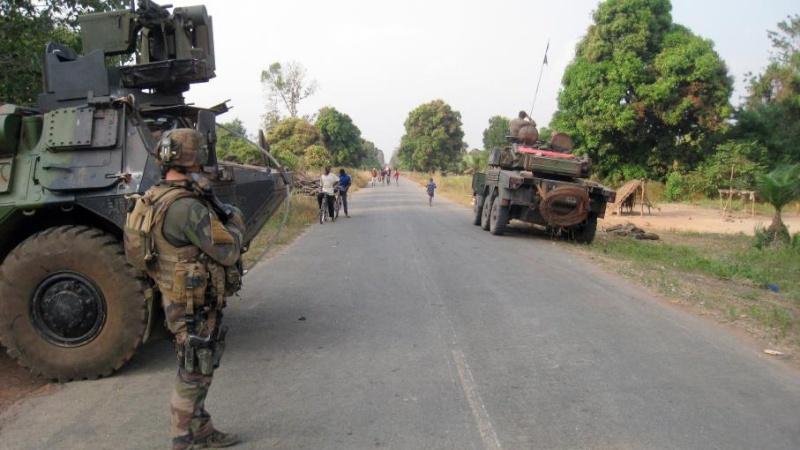 Soldats français en Centrafrique  36896110