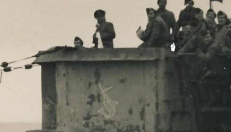 "Sous-marins anti-aériens ""U-Flak"" de la Kriegsmarine [1]. A222"