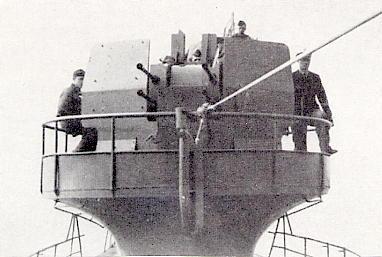 "Sous-marins anti-aériens ""U-Flak"" de la Kriegsmarine [2]. A223"