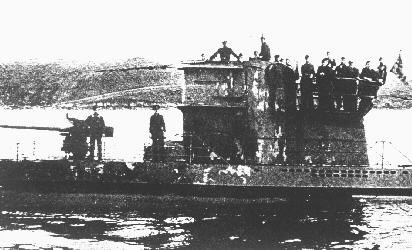 "Sous-marins anti-aériens ""U-Flak"" de la Kriegsmarine [1]. A48"