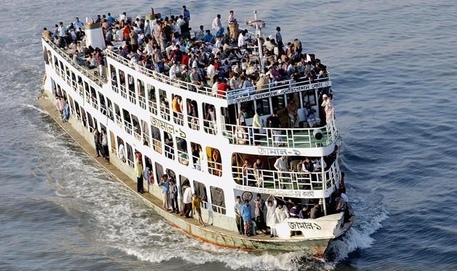 Le naufrage du ferry fait plus de 40 morts-Bangladesh Aaa110
