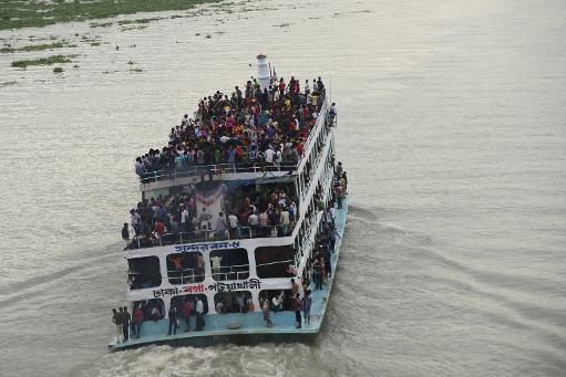 Le naufrage du ferry fait plus de 40 morts-Bangladesh Aaa210