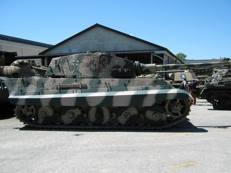 L'avenir du char Tigre de Vimoutiers interpelle jusqu'en Australie  - Page 2 Tigre_10