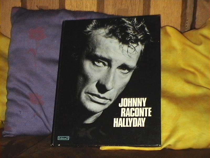JOHNNY RACONTE HALLYDAY Dvc02212