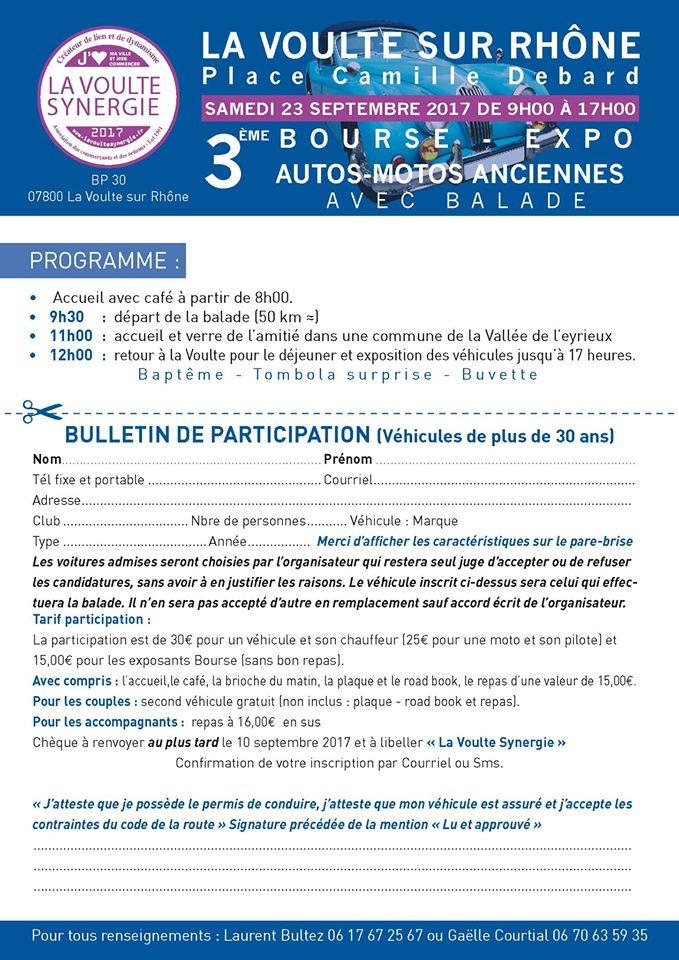 [07] 23/09/2017 - 3ème rassemblement - balade à La Voulte 18815110