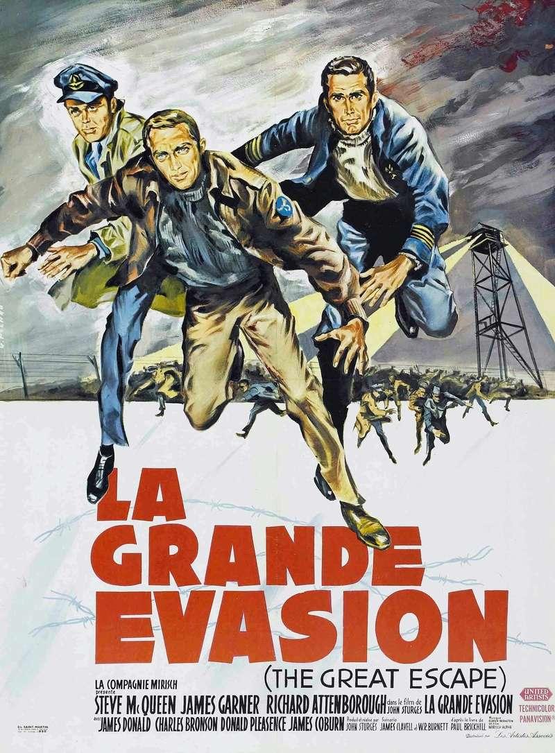 La dernière bonne échappée de Georges THANRON La_gra11