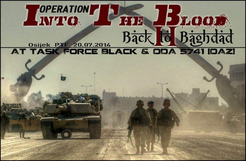 Operation Into the Blood II: Back to Baghdad Btb11