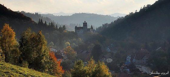 قلعه دراكولا في رومانيا بالصور Imagep56