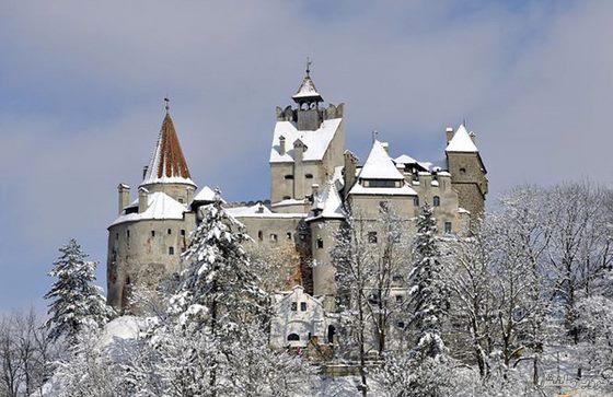 قلعه دراكولا في رومانيا بالصور Imagep61