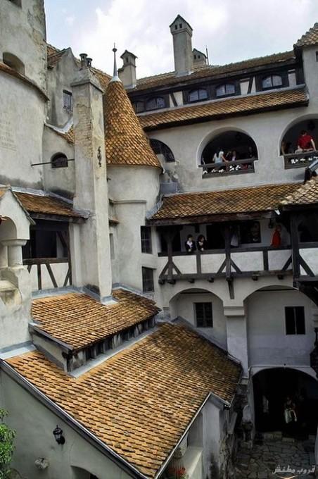 قلعه دراكولا في رومانيا بالصور Imagep64