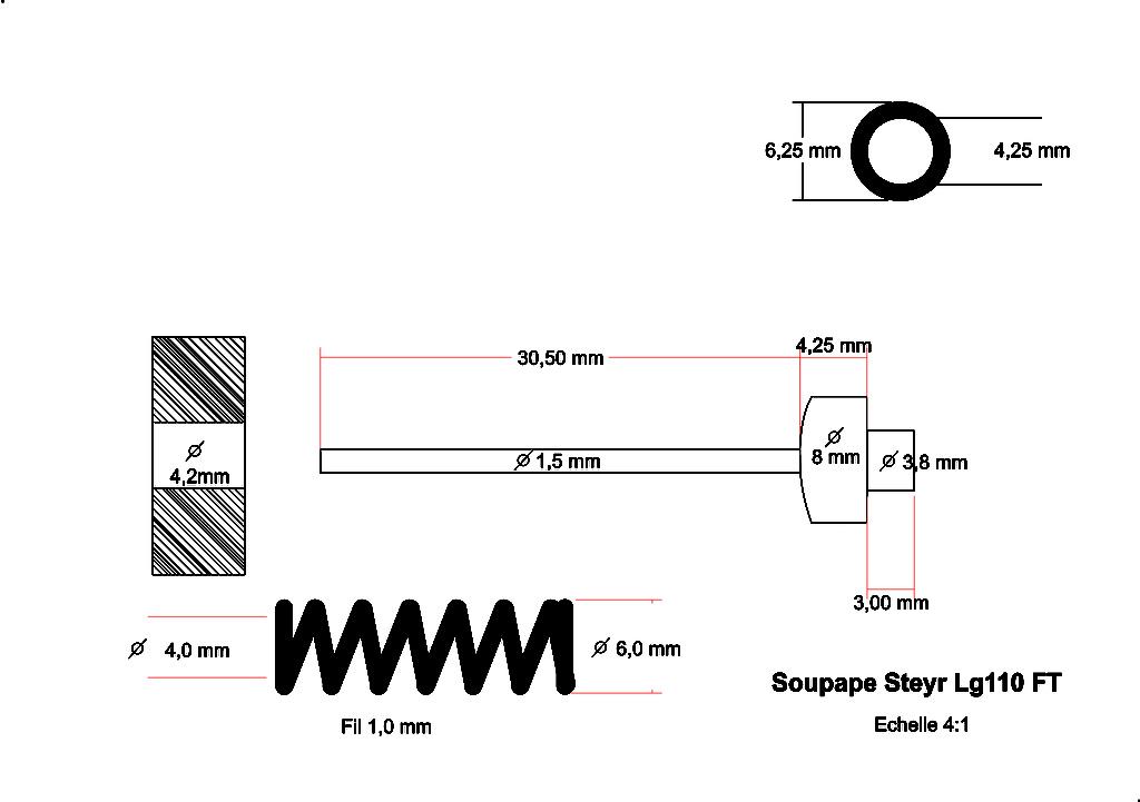 crosman 1377 comment attenuer le bruit ? - Page 2 Soupap10