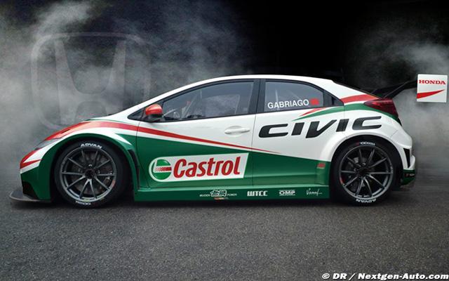 WTCC - saison 2014 Honda010