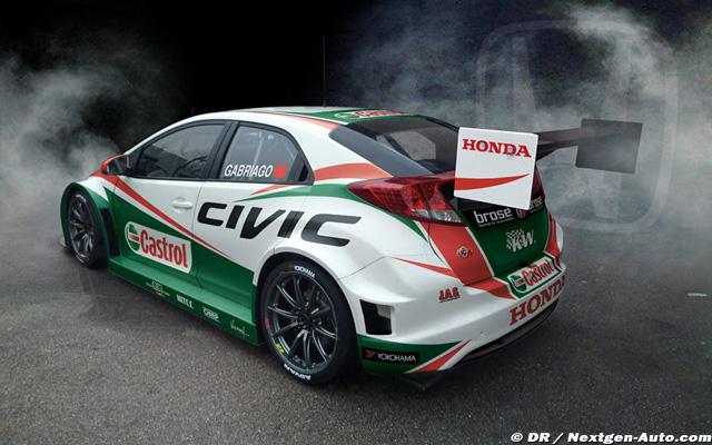 WTCC - saison 2014 Honda011