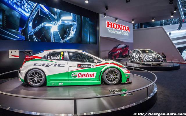 WTCC - saison 2014 Honda012