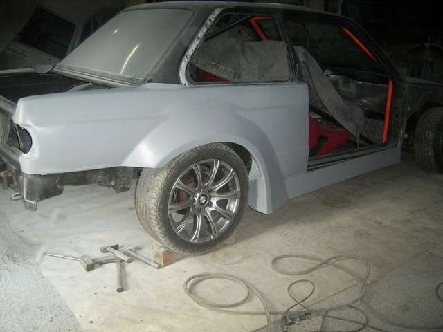 bm drift  3... Ssa40251
