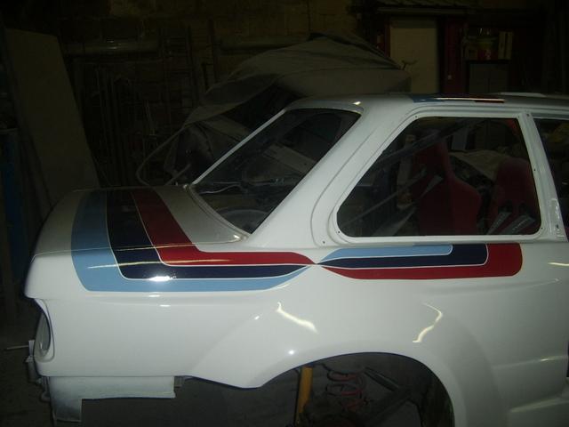 bm drift  3... Ssa40435