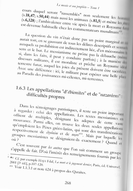 """""""Le Messie et son Prophète"""" (E.-M. Gallez) - Page 22 Img_0011"""