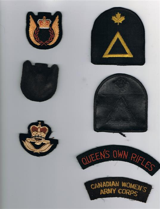 Hodge Podge of ranks and other insignia 80's era? Hodge_12