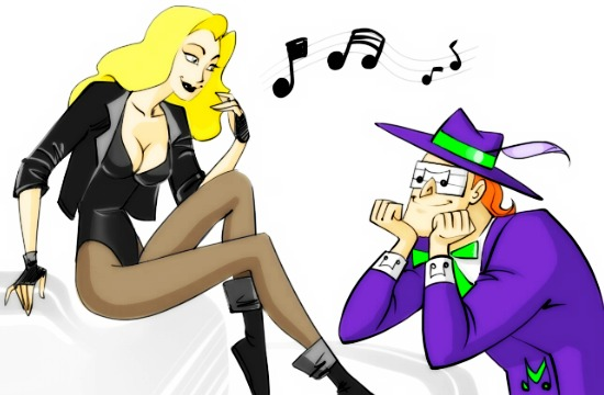 My little birdy [Black Canary & Music Meister] Mm_and10