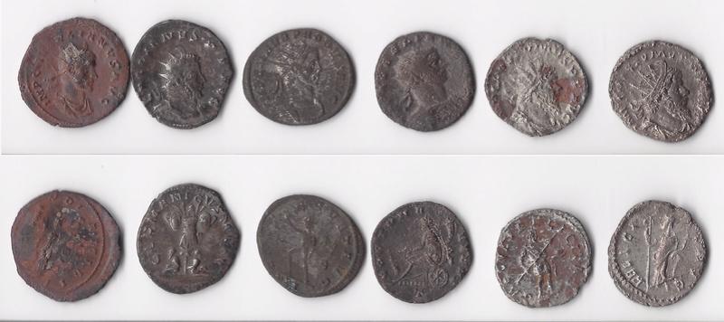 Identification romaines impériales 1210
